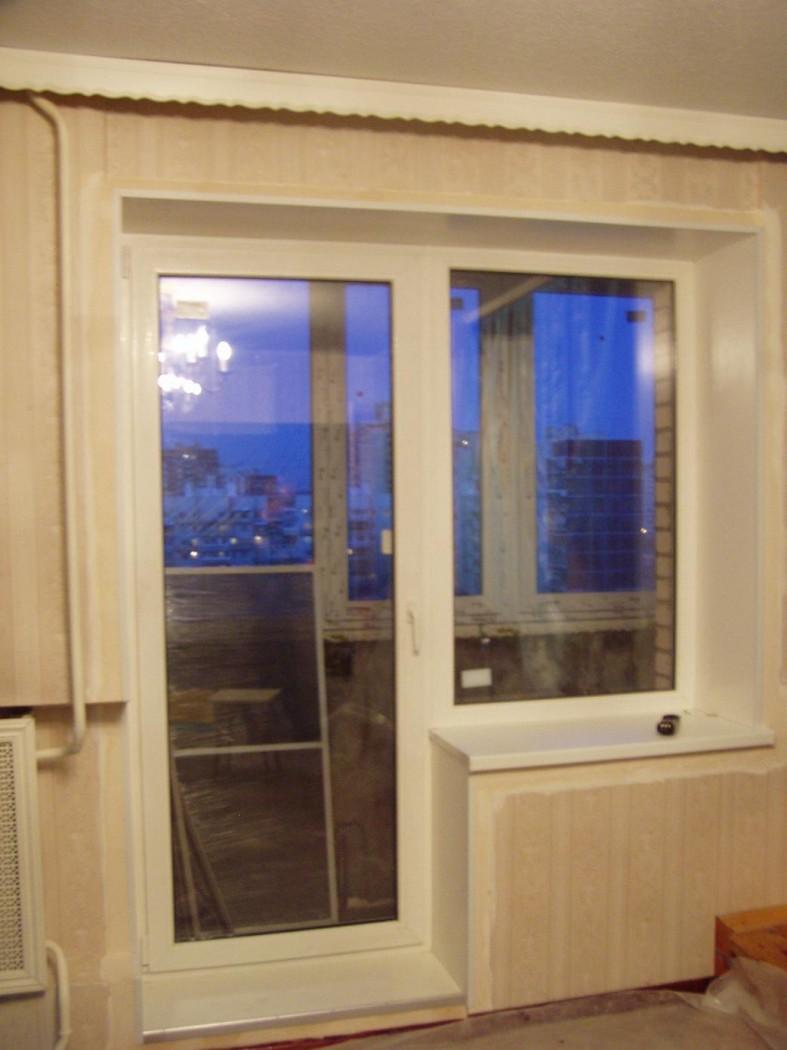 Двери - онлайн окна.